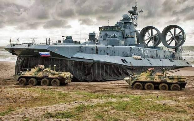 Військові навчання Росії
