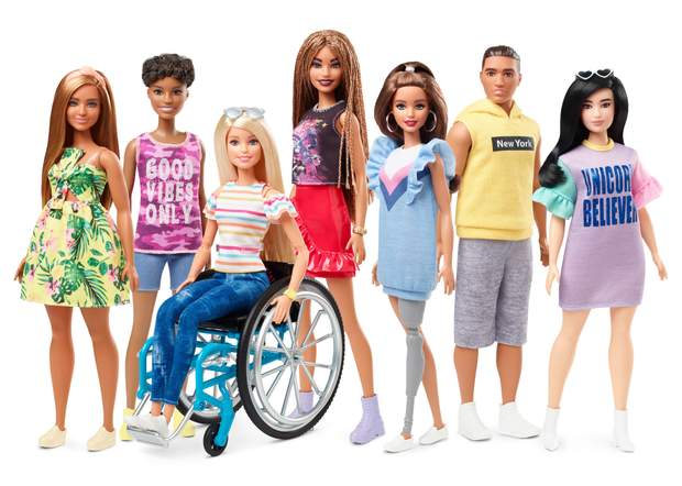 Нова серія ляльок Барбі