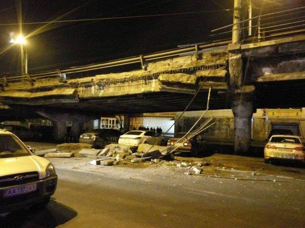 Обвал Шулявського мосту