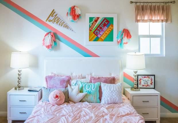 День Валентина Інтер'єр декор спальня
