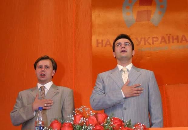 Дмитро Гнап Наша Україна Донецьк Клименко