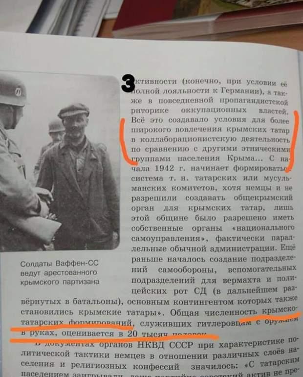 Історія Криму підручник 10 клас Росія пропаганда