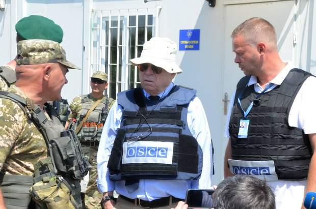 В ОБСЄ вважають, що Україна чинить не демократично, не пускаючи на свої вибори свого ж загарбника