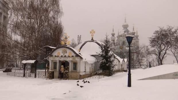 Юрій Харон Герон Десятина церква УПЦ МП депортація священика