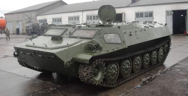 Техніка окупований Донбас