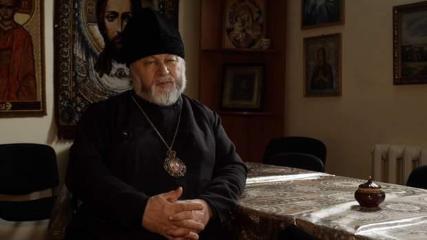 релігія Московський патріархат Томос