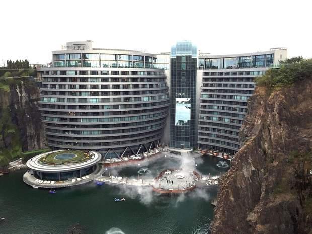 готель карєр Шанхай