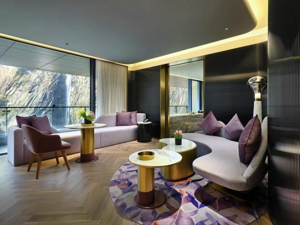Китай Шанхай готель номер
