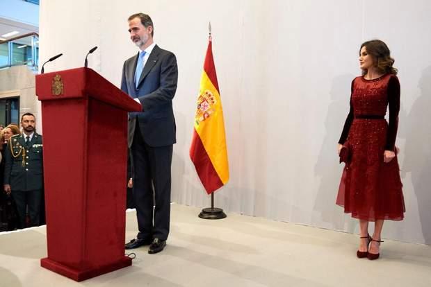 Король Іспанії виголосив промову у Марокко