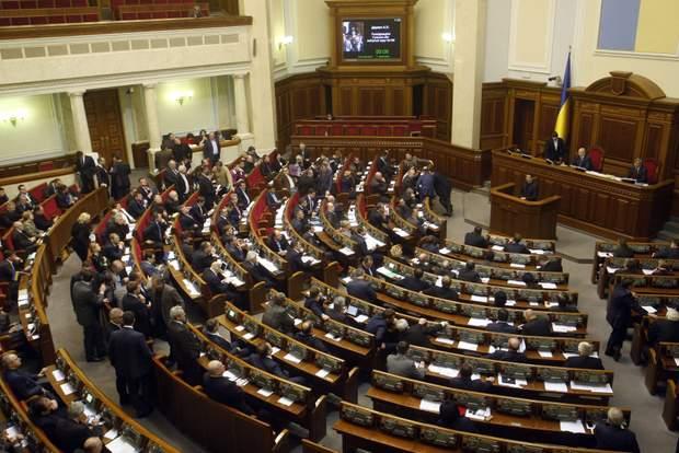 Народні депутати остаточно схвалили зміни до Конституції щодо ЄС та НАТО