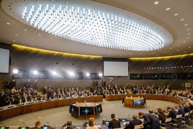 Зустріч міністрів закордонних справ країн-членів НАТО