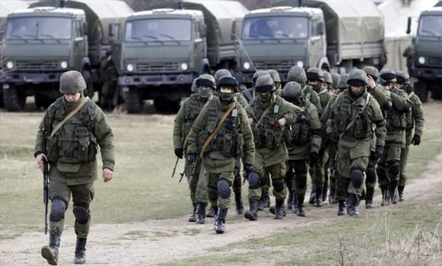Окупацію Криму Росією