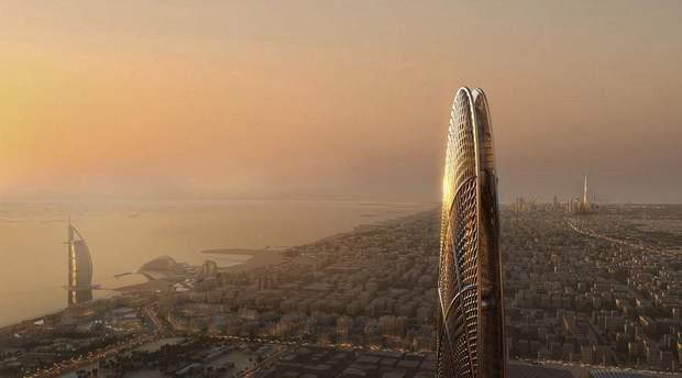 хмарочос ОАЕ Дубай