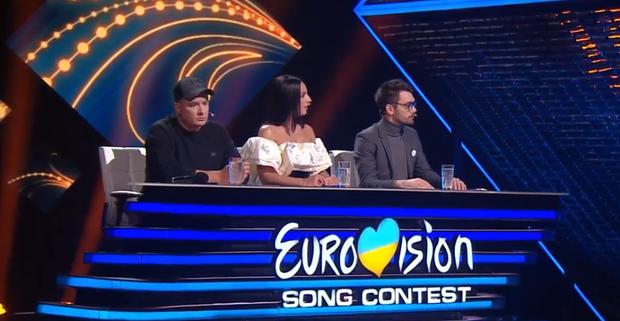 Джамала на Нацвідборі Євробачення-2019