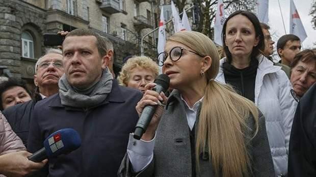 Юлія Тимошенко розпочала тур Україною з Чернігова