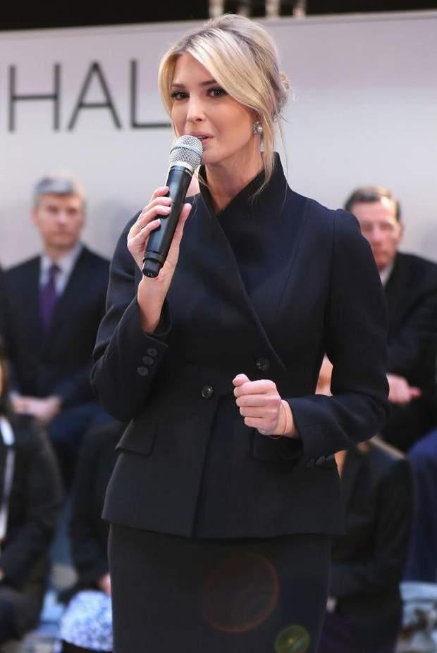 Іванка Трамп у Мюнхені