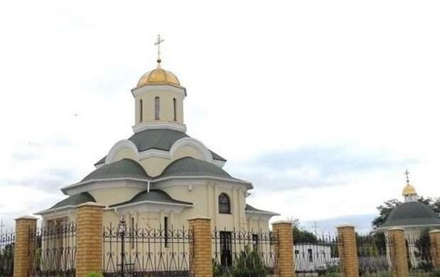 Запоріжжя підпал церква томос ПЦУ