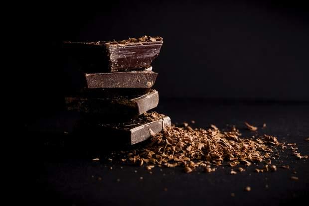 Чорний шоколад зменшує ризик хвороб серця