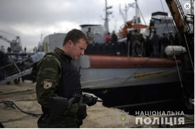 Формирование Рубеж входило в самооборону Крыма