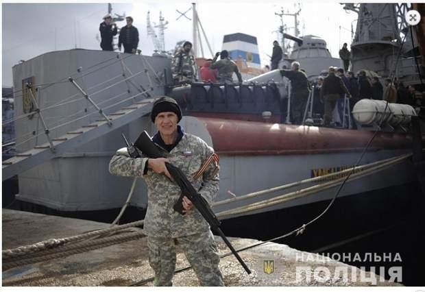 Преступники захватывали украинские корабли