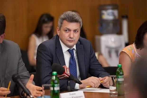 Суддя Сергій Могил