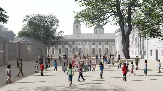 музей Гончара Київ реконструкція