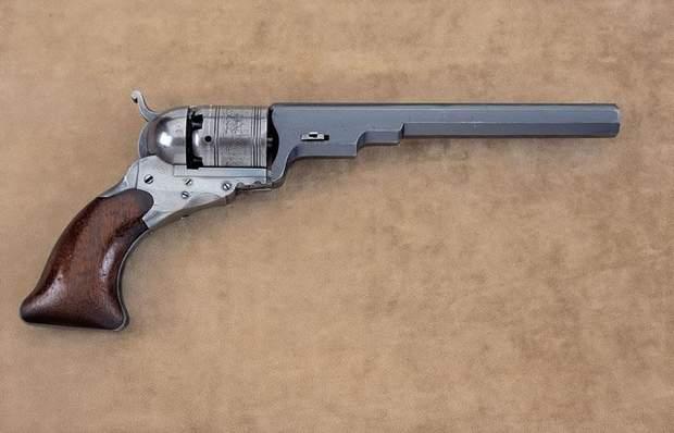 Зброя Colt Paterson