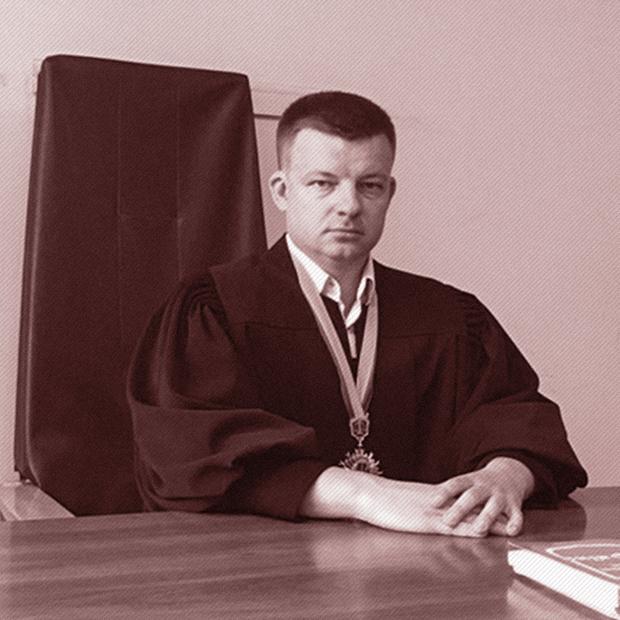 Дашутін, суддя, Верховний суд, конкурс