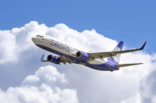 Білоруська авіакомпанія