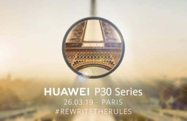 Huawei  P30 та P30 Pro