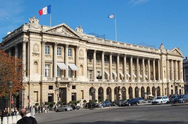 Лагерфельд готель Париж апартаменти