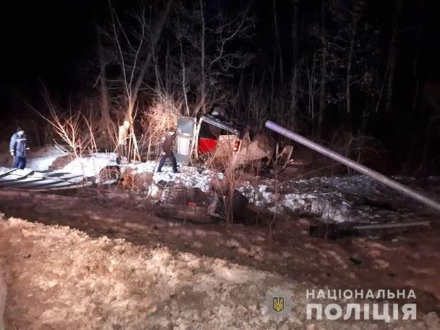 ДТП Полтавщина Полтава аварія жертви загинули 4 людини