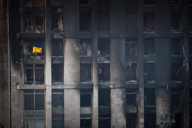 Ростріли на Майдані