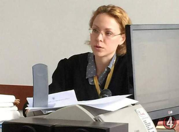 Суддя Ярослава Гудзенко