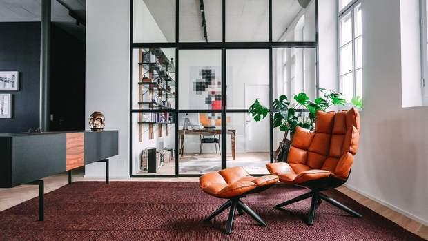 зонування простору інтер'єр дизайн декор
