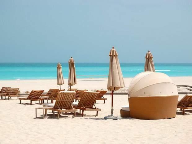 Відпочинок в Абу-Дабі
