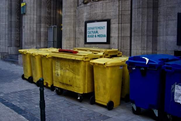 Правильная сортировка мусора поможет нам спаси планету