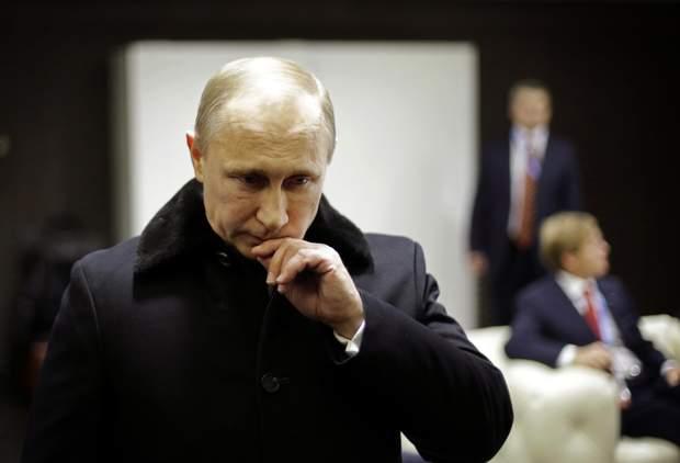 Путін Росія