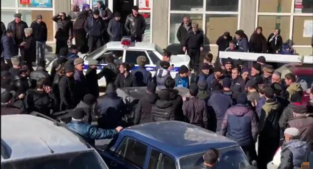 бійка Дагестан Росія путін Кавказ