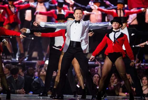 Brit Awards Х'ю Джекман