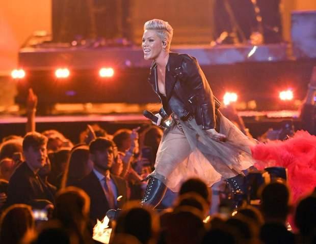 Pink Brit Awards