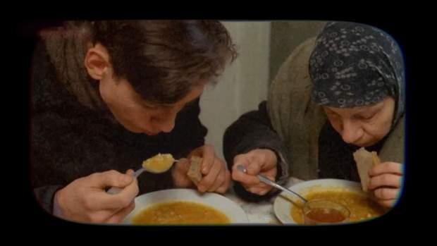 Першою стравою обов'язково був суп