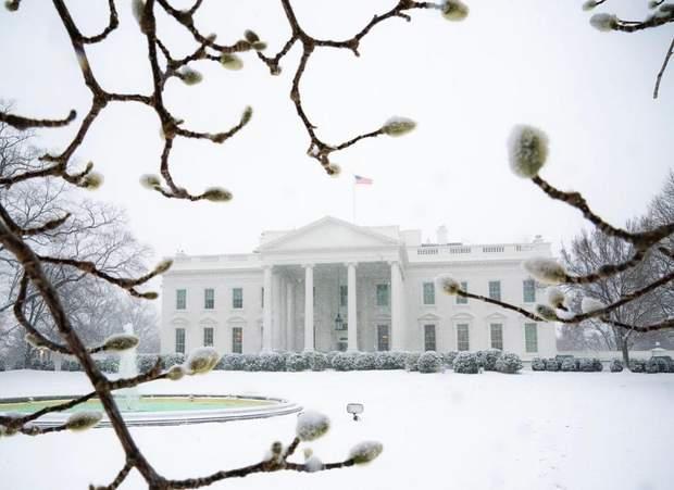 Іванка Трамп показала фото Білого дому
