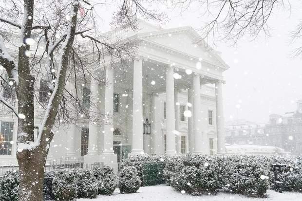 Резиденція президента США