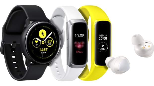 Samsung Galaxy Fit та Galaxy Fit E