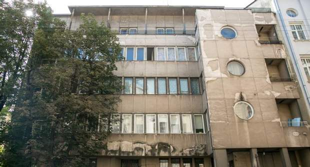 львів архітектура модернізм будинок герцена 5