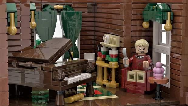 "Будинок з ""Сам удома"" можна скласти з Lego"