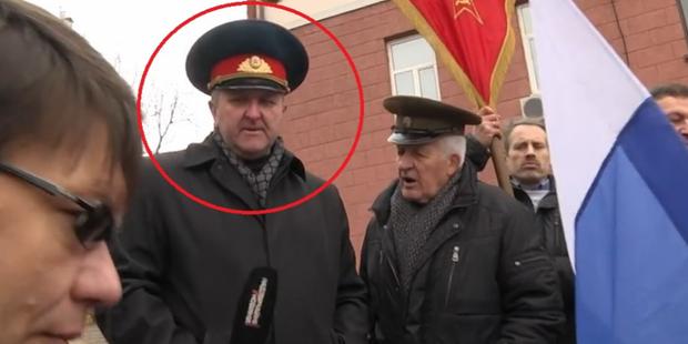 віктор Марченко русский мир сепаратист