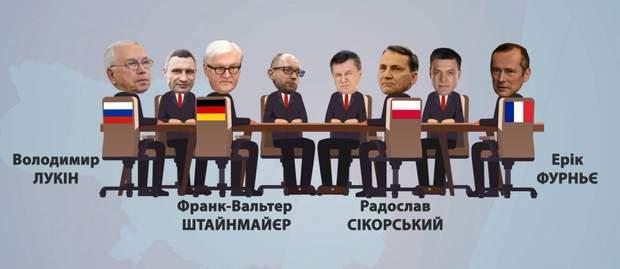 Євромайдан Небесна сотня розстріли Янукович