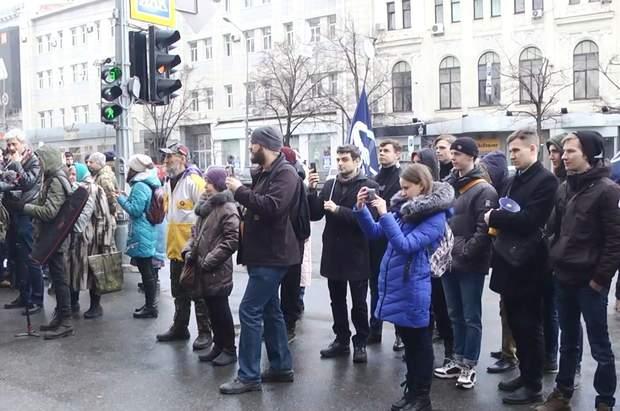 Протести у Харкові
